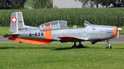 HB-RCJ - Pilatus P-3-05 - Fliegermuseum Altenrhein
