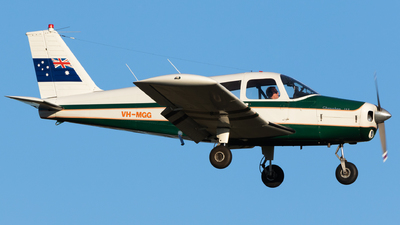 VH-MGG - Piper PA-28-140 Cherokee - Private