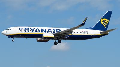9H-QDF - Boeing 737-8AS - Ryanair (Malta Air)