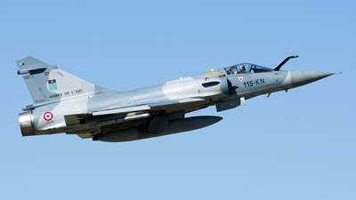 121 - Dassault Mirage 2000C - France - Air Force