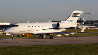 N184BK - Bombardier BD-100-1A10 Challenger 300 - Private