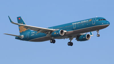 VN-A615 - Airbus A321-231 - Vietnam Airlines