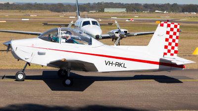 VH-RKL - Victa Airtourer 100 - Private