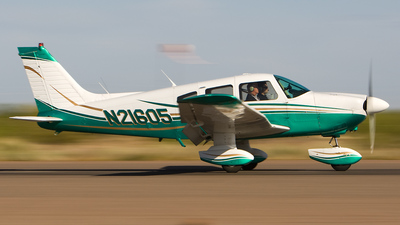 A picture of N21605 - Piper PA28181 - [287990054] - © Jeremy D. Dando