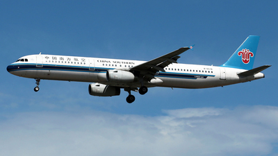 B-6578 - Airbus A321-231 - China Southern Airlines