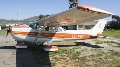 CC-KSX - Cessna 172N Skyhawk II - Private