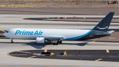 N331AZ - Boeing 767-319(ER)(BDSF) - Amazon Prime Air
