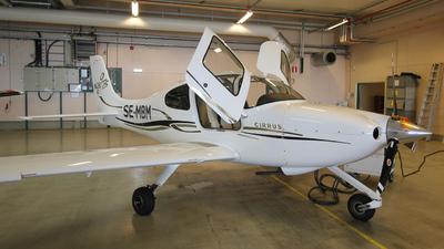 SE-MBM - Cirrus SR20-GTS - Lund University School of Aviation