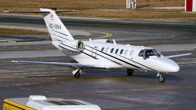 OE-GNA - Cessna 525B CitationJet 3 - Private
