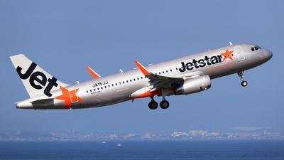 JA15JJ - Airbus A320-232 - Jetstar Japan Airlines