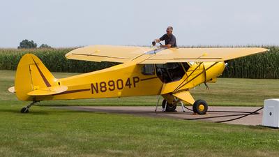 A picture of N8904P - Piper PA18150 Super Cub - [188406] - © Jeremy D. Dando