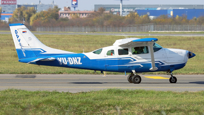 YU-DNZ - Cessna U206G Stationair - GAS Aviation