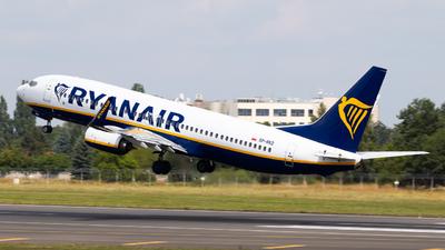SP-RKD - Boeing 737-8AS - Ryanair Sun
