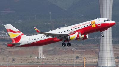 B-1361 - Airbus A320-251N - Lucky Air