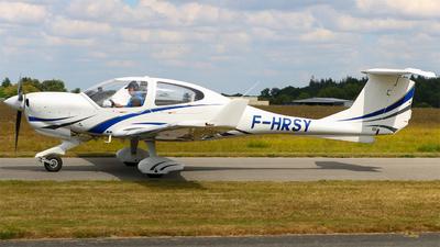F-HRSY - Diamond DA-40NG Diamond Star - Aero-Club Yonnais