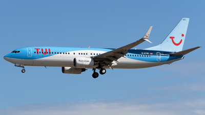 A picture of DATUC - Boeing 7378K5 - TUI fly - © Michal Furmanczak