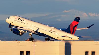 N305DU - Airbus A220-371 - Delta Air Lines