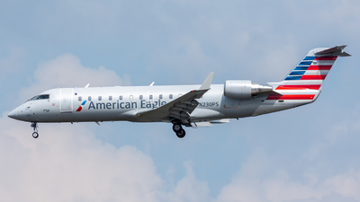 N230PS - Bombardier CRJ-200ER - American Eagle (PSA Airlines)