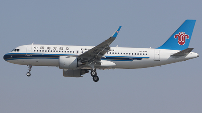 B-30AK - Airbus A320-251N - China Southern Airlines
