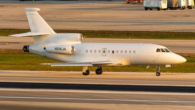 N516JA - Dassault Falcon 900 - Private