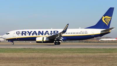 A picture of EIEBE - Boeing 7378AS - Ryanair - © Calin Horia Lupu