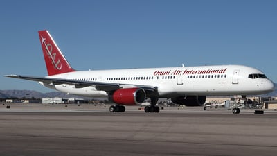 N639AX - Boeing 757-28A - Omni Air International (OAI)
