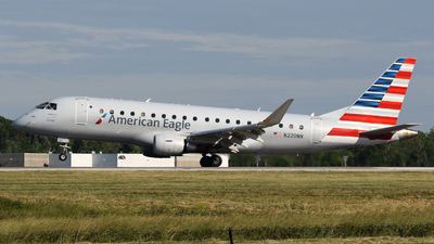 A picture of N220NN - Embraer E175LR - American Airlines - © DJ Reed - OPShots Photo Team