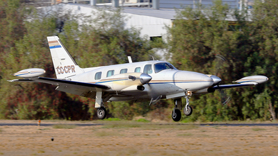 CC-CPR - Piper PA-31T2 Cheyenne II XL - Private