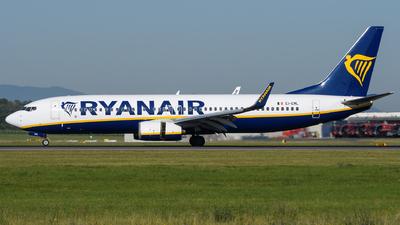 A picture of EIEML - Boeing 7378AS - Ryanair - © Chris Jilli