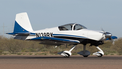 N139RK - Vans RV-9A - Private