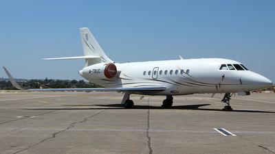 M-TBUC - Dassault Falcon 2000LX - Private