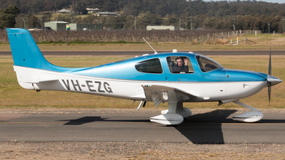 VH-EZG - Cirrus SR22 - Private