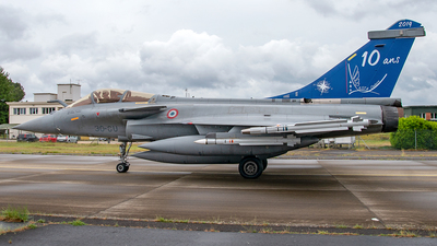 142 - Dassault Rafale C - France - Air Force