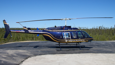 C-FKNT - Bell 206L LongRanger - Great Slave Helicopters