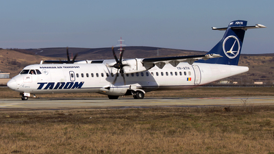 YR-ATH - ATR 72-212A(500) - Tarom - Romanian Air Transport