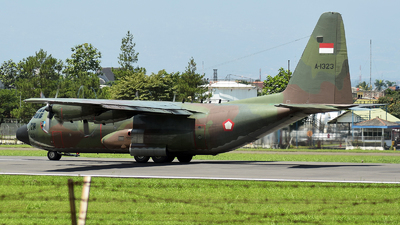 A-1323 - Lockheed C-130H Hercules - Indonesia - Air Force