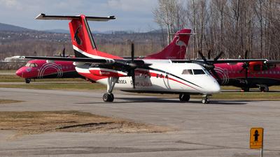 A picture of N880EA - De Havilland Canada Dash 8100 - Ravn Alaska - © Guy Langlois