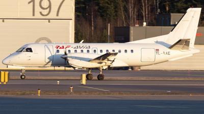YL-RAE - Saab 340B - Raf-Avia Airlines