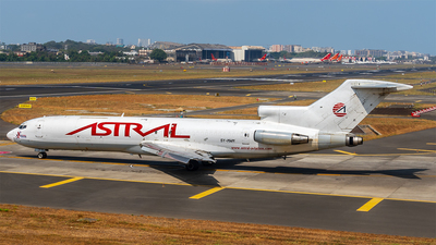 5Y-MWM - Boeing 727-227(Adv)(F) - Astral Aviation