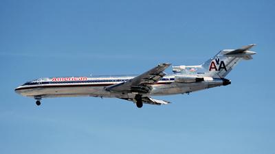 N6842 - Boeing 727-2A7 - American Airlines