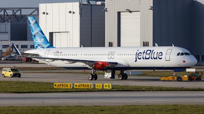 D-AVWQ - Airbus A321-271NX - jetBlue Airways