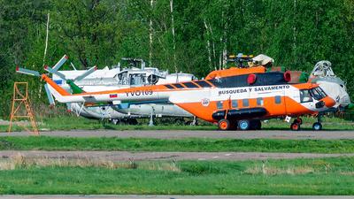 YVO109 - Mil Mi-172 - SAR Aviation Services