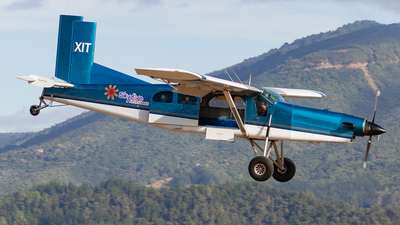 ZK-XIT - Pilatus PC-6/B2-H2 Turbo Porter - Private
