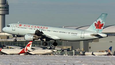 A picture of CFDQQ - Airbus A320211 - [0059] - © Tianyi Liu