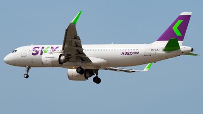CC-AZJ - Airbus A320-251N - Sky Airline