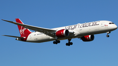 G-VBEL - Boeing 787-9 Dreamliner - Virgin Atlantic Airways