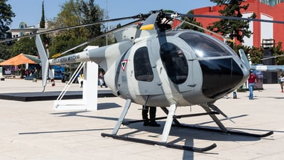 1132 - MD Helicopters MD-530F Lifter - Mexico - Air Force