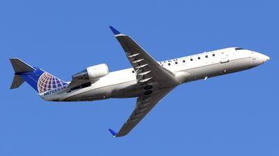 N870AS - Bombardier CRJ-200ER - United Express (ExpressJet Airlines)