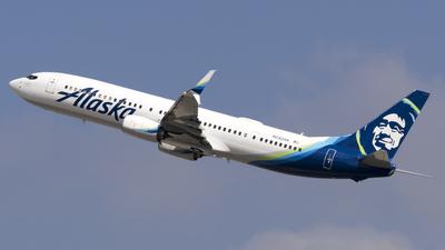 N293AK - Boeing 737-990ER - Alaska Airlines