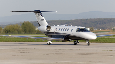 D-CEFE - Cessna 525 Citation CJ4 - E-Aviation